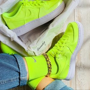 NEW Nike Air Force 1 shoes